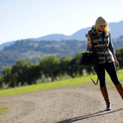 Outfit Post: Day in the Hills