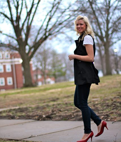 Outfit Post: Minimalist