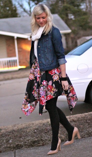 Outfit Post: Cool Spring