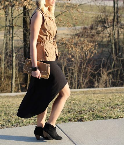 Outfit Post: High to Low