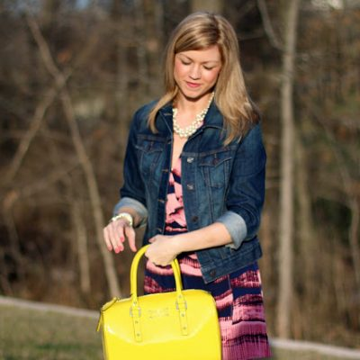 Outfit Post: Yellow