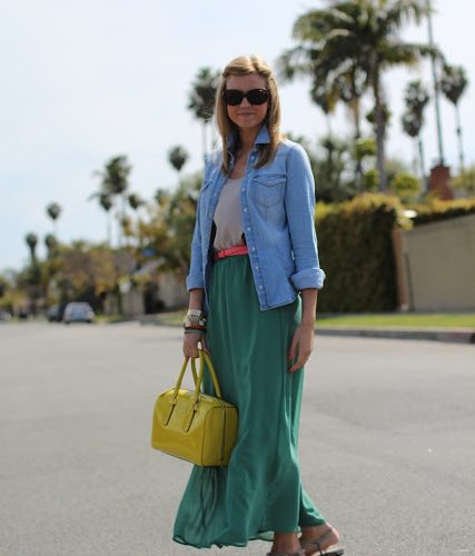 Outfit Post: Foam of the Sea
