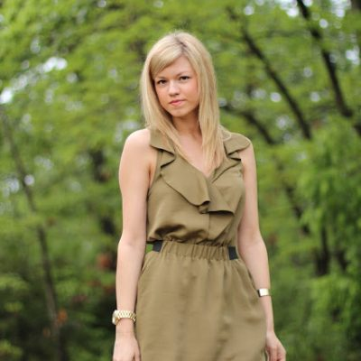 Outfit Post: Olive Branch
