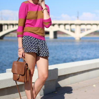 Outfit Post: Print Party