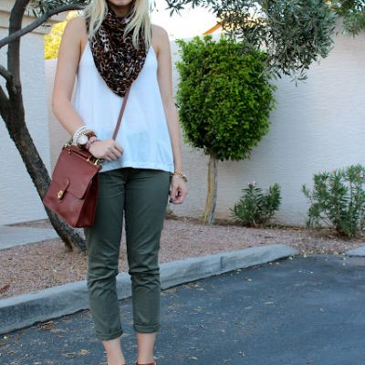 Outfit Post: Primal