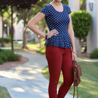 Outfit Post: Channeling Minnie