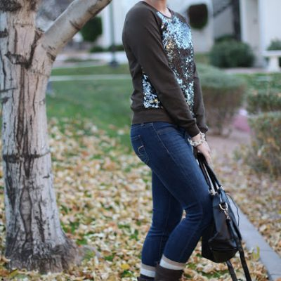Outfit Post: Shiny