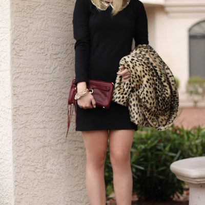Black & Leopard