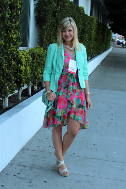 Lucky FABB Series: Day 1 Outfit