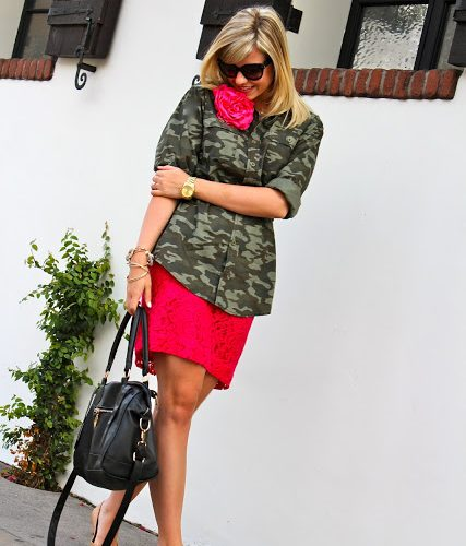 Lucky FABB Series: Day 2 Outfit