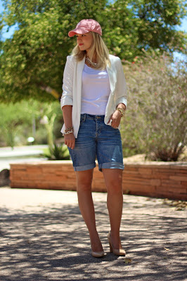 Video | How To Style Boyfriend Shorts