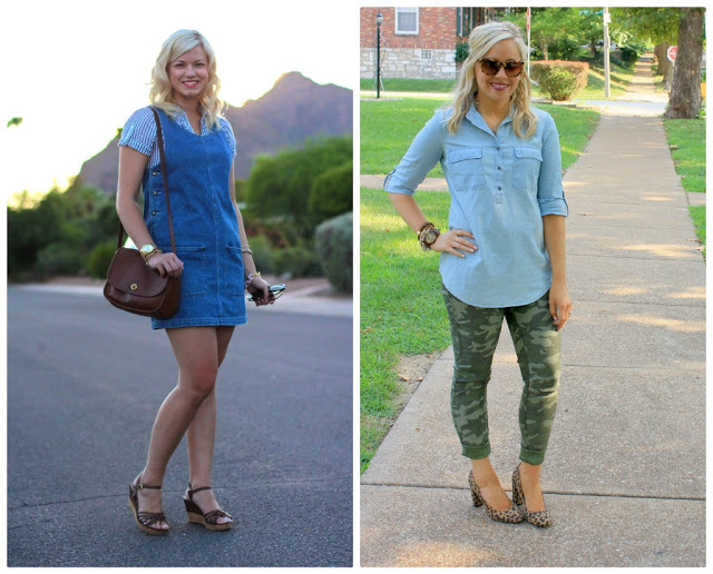 Spotlight Weekly Link-Up | Week 4: Denim