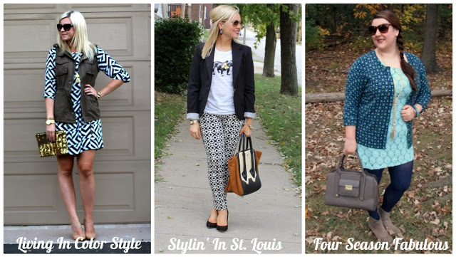 Spotlight Weekly Link-Up | Week 13: Geometric Print