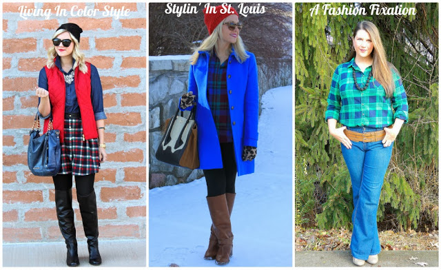 Spotlight Weekly Link-Up | Week 20: Plaid