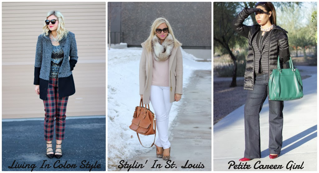 Spotlight Weekly Link-Up | Week 22: Coats