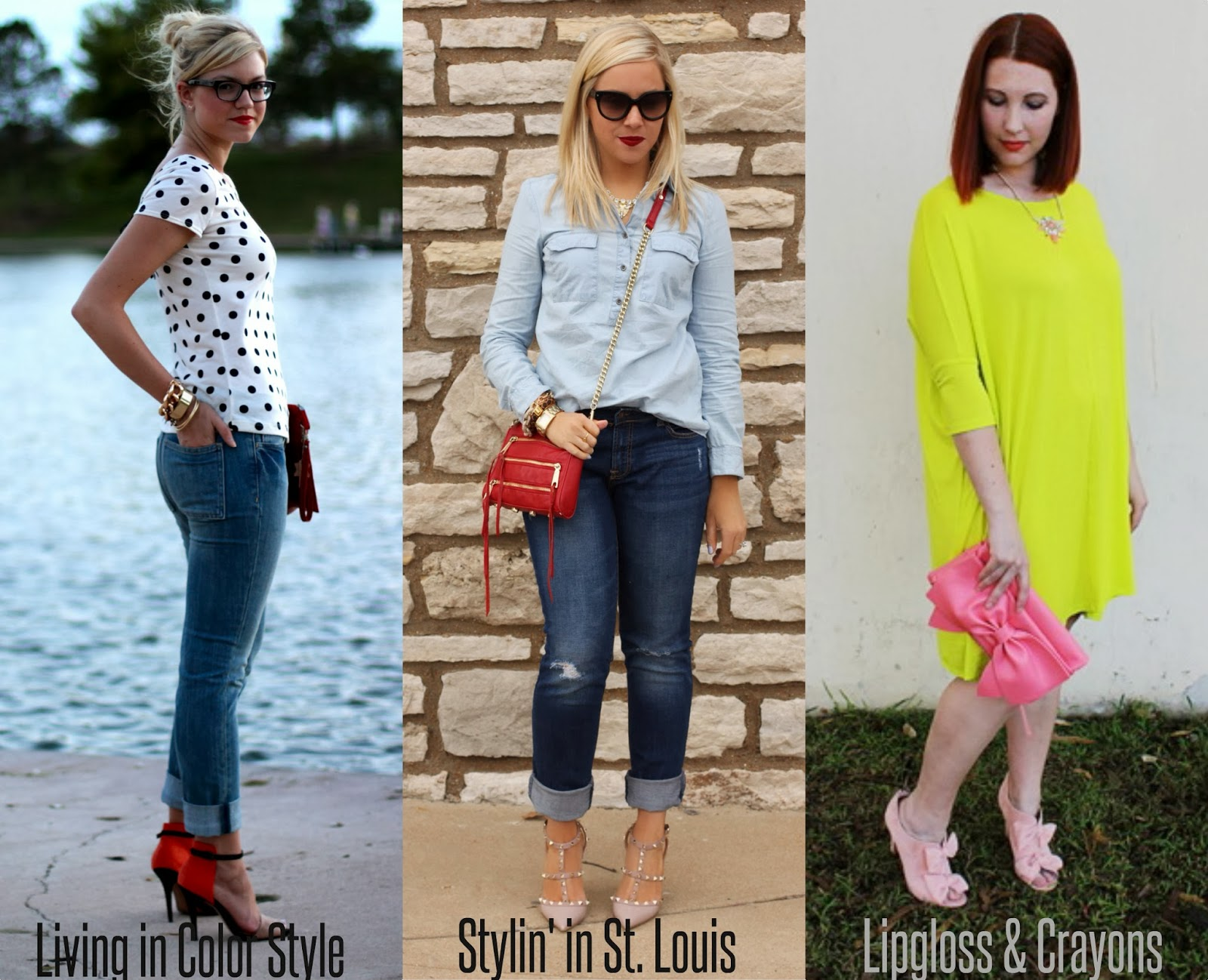 Spotlight Weekly Link-Up | Week 29: Favorite Heels