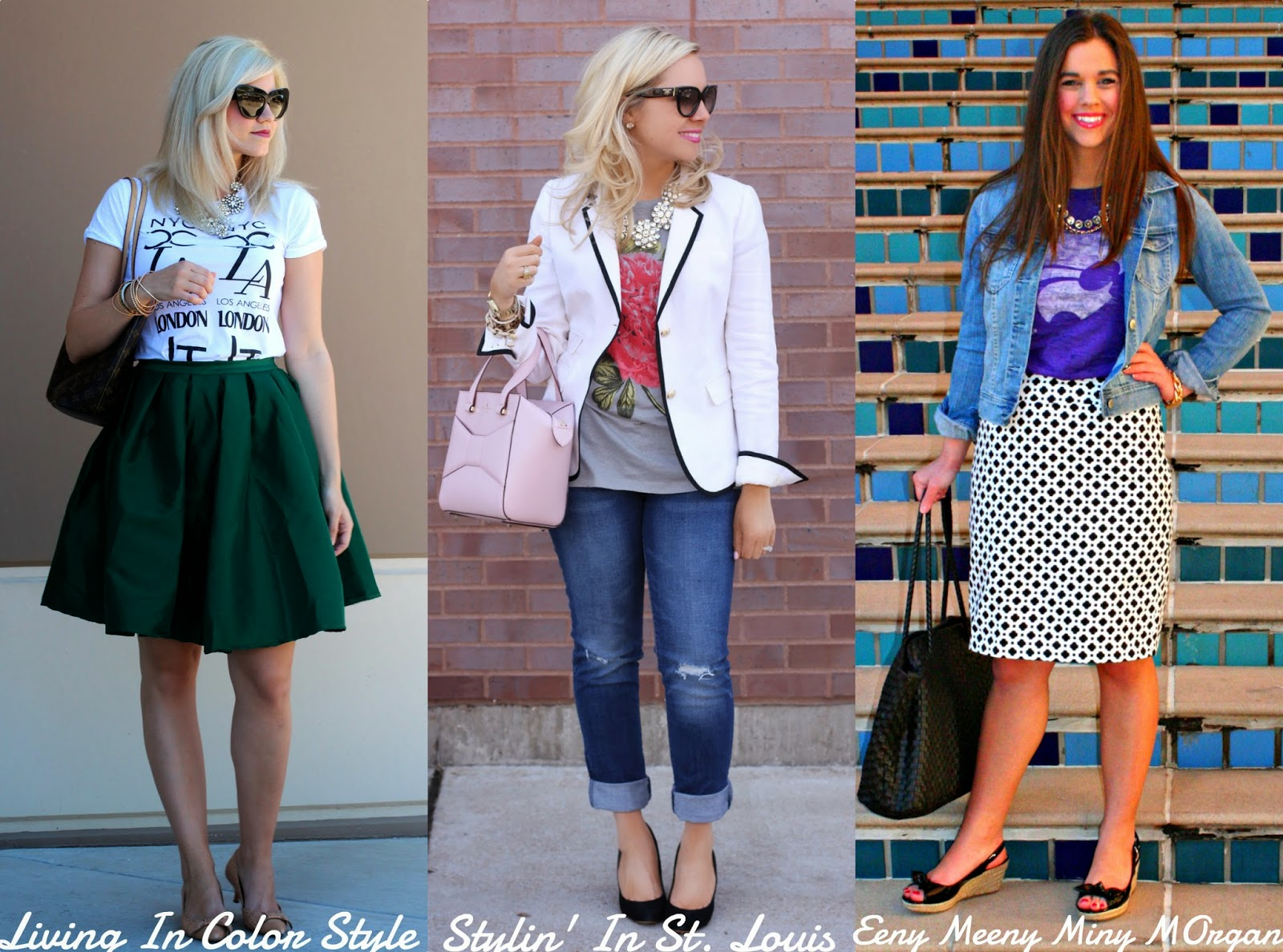 Spotlight Weekly Link-Up | Week 32: Graphic Tops