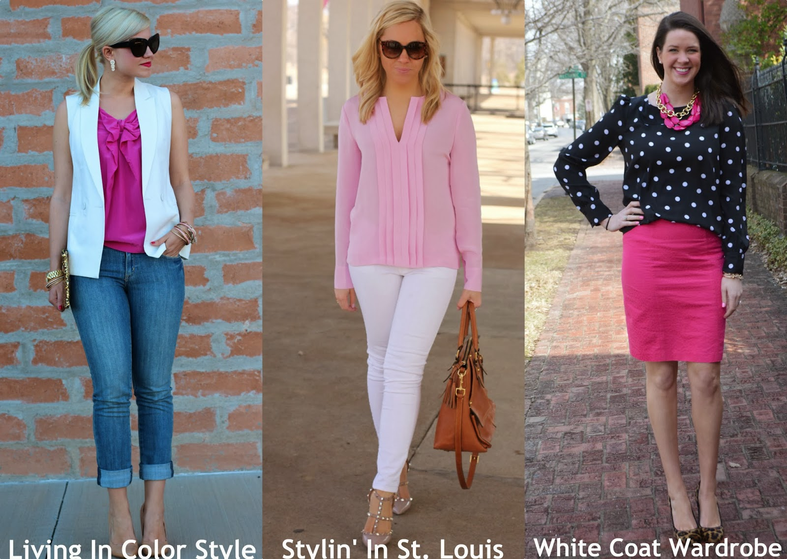 Spotlight Weekly Link-Up | Week 31: Pretty in Pink