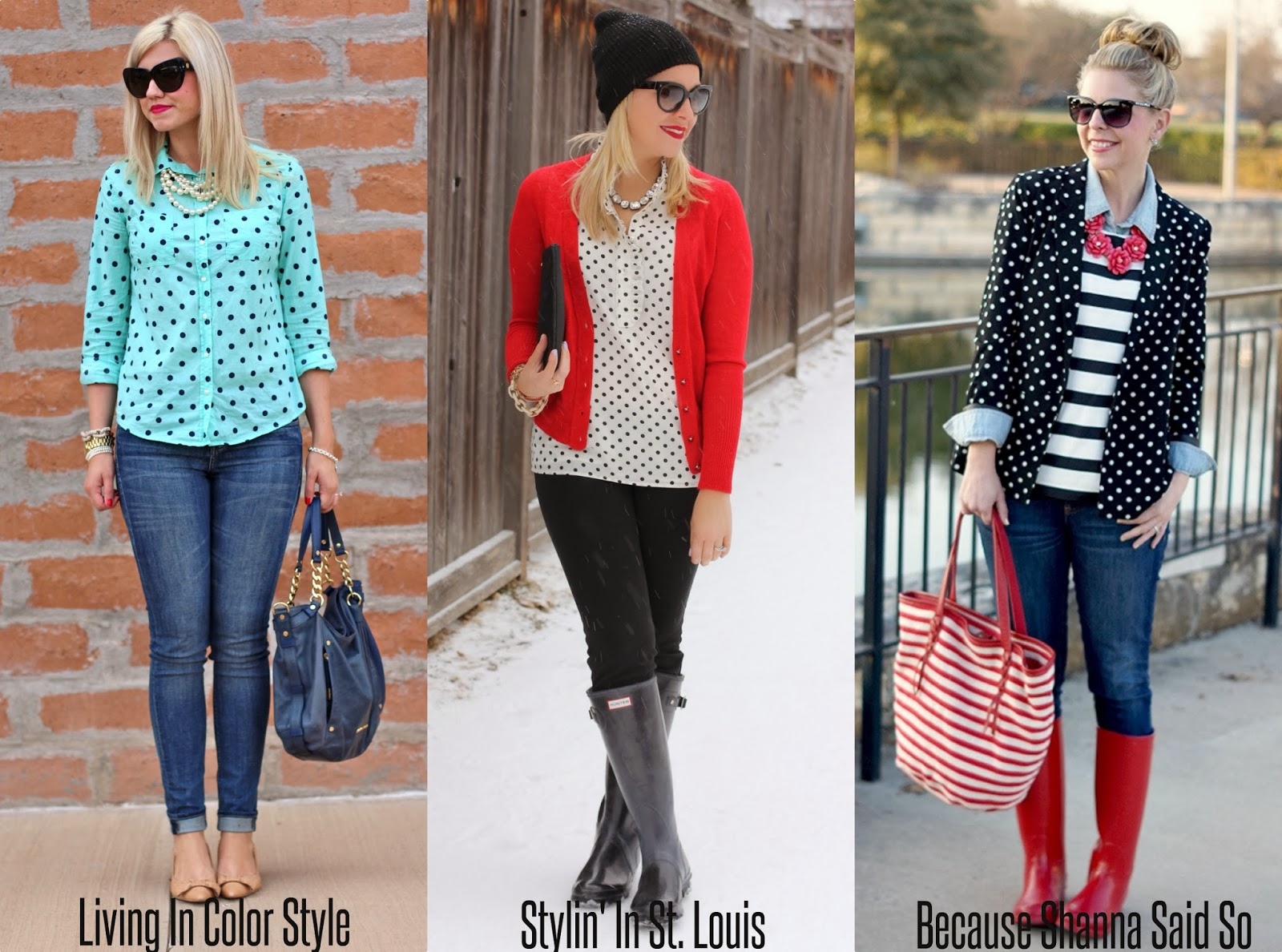 Spotlight Weekly Link-Up | Week 30: Polka Dots
