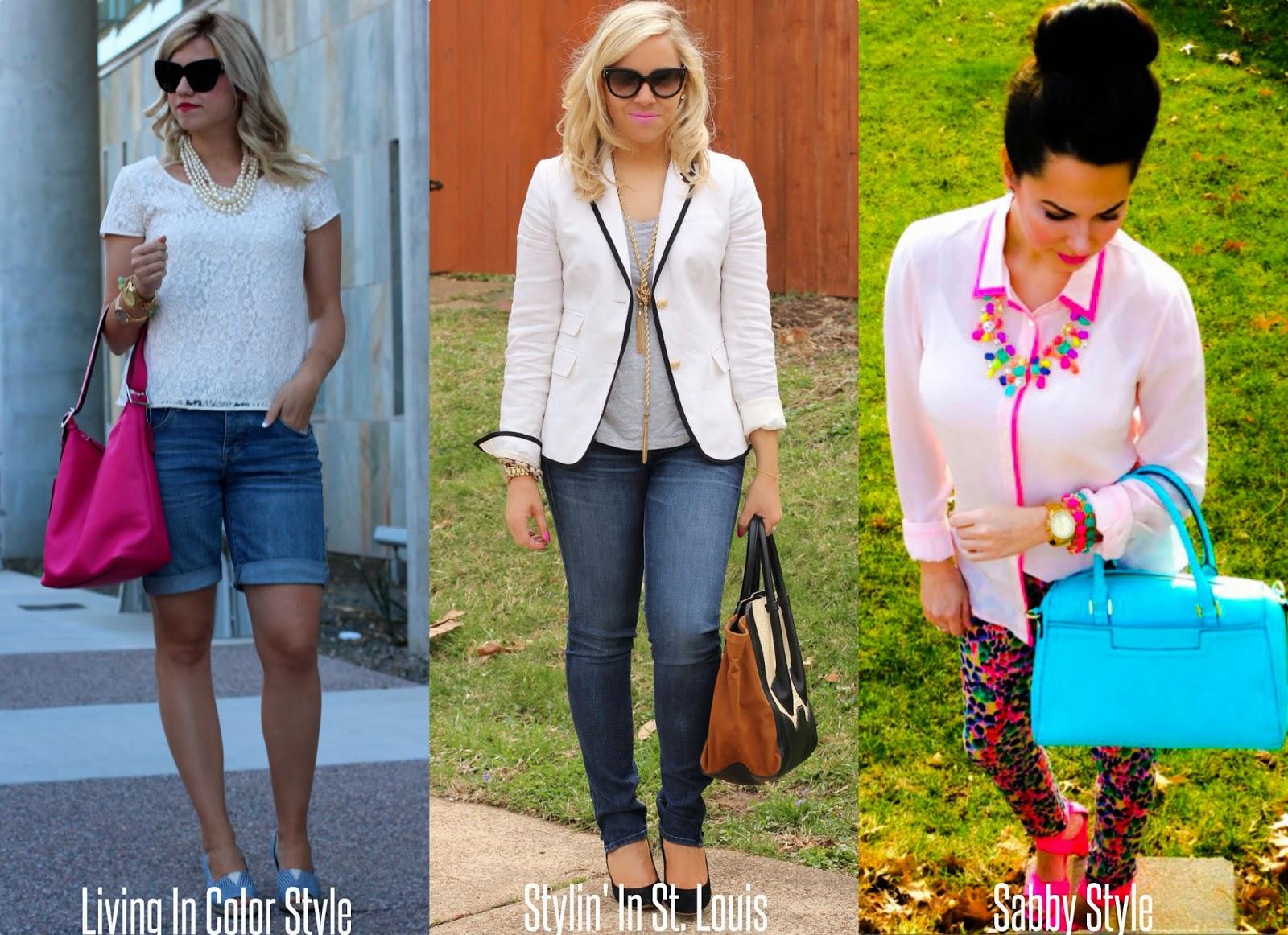Spotlight Weekly Link-Up | Week 36: Menswear Inspired