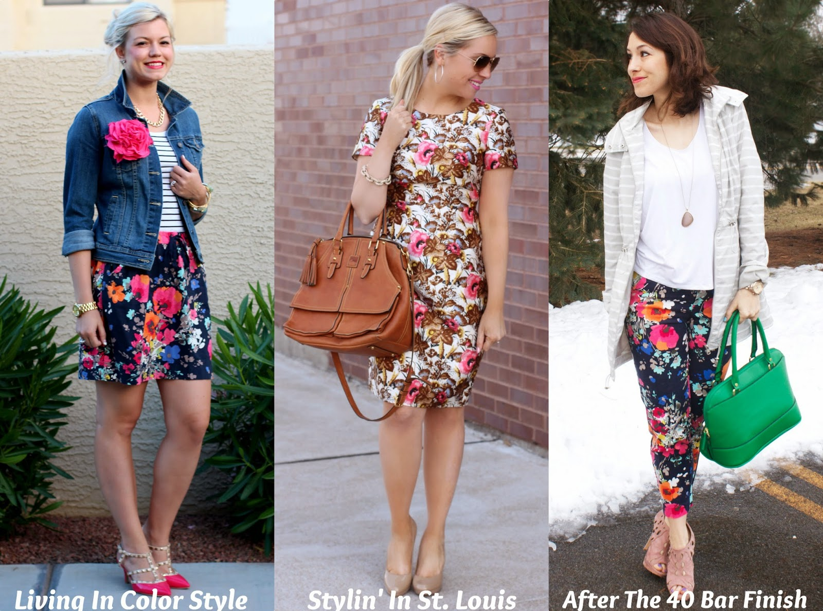 Spotlight Weekly Link-Up Week 34: Floral Print