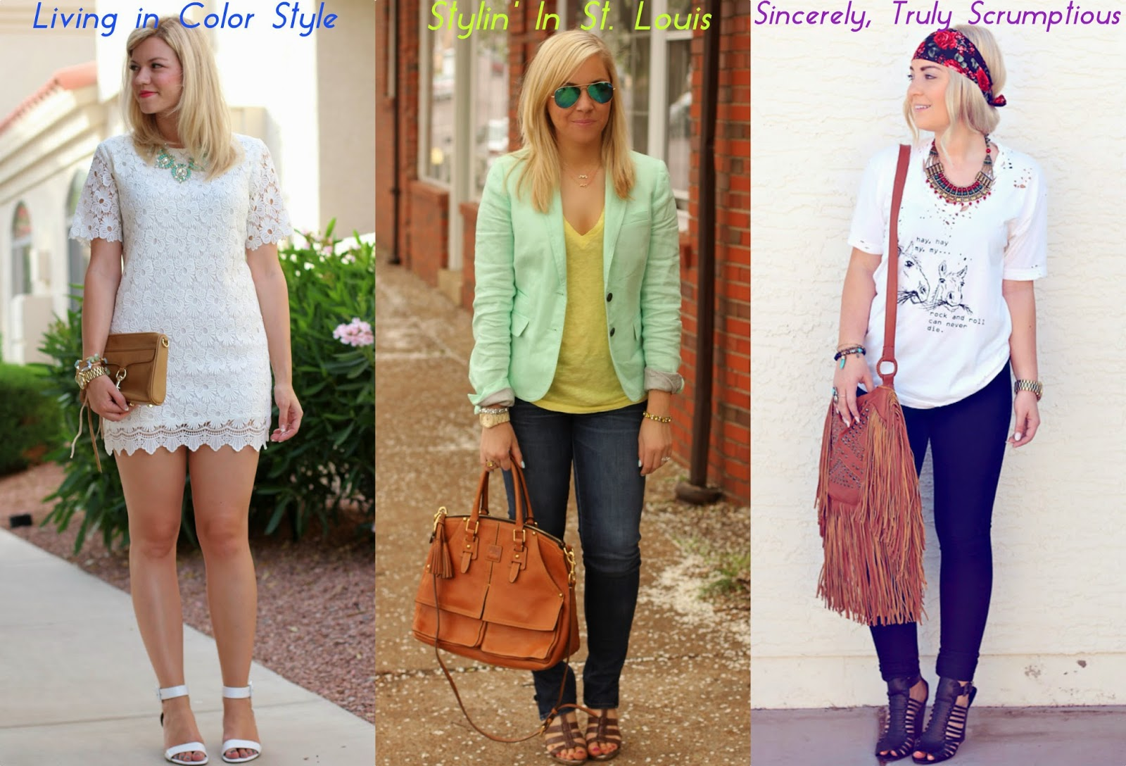 Spotlight Weekly Link-Up | Week 37: Favorite Handbag
