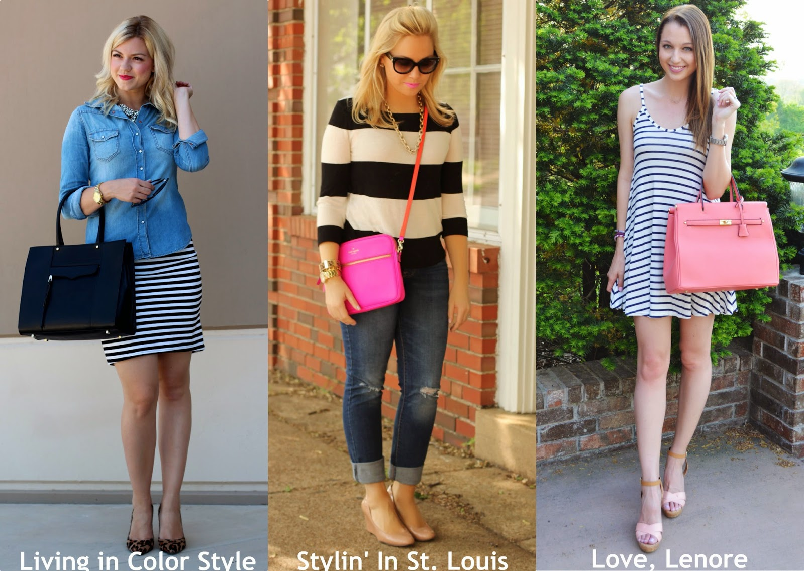 Spotlight Weekly Link-Up | Week 39: Stripes