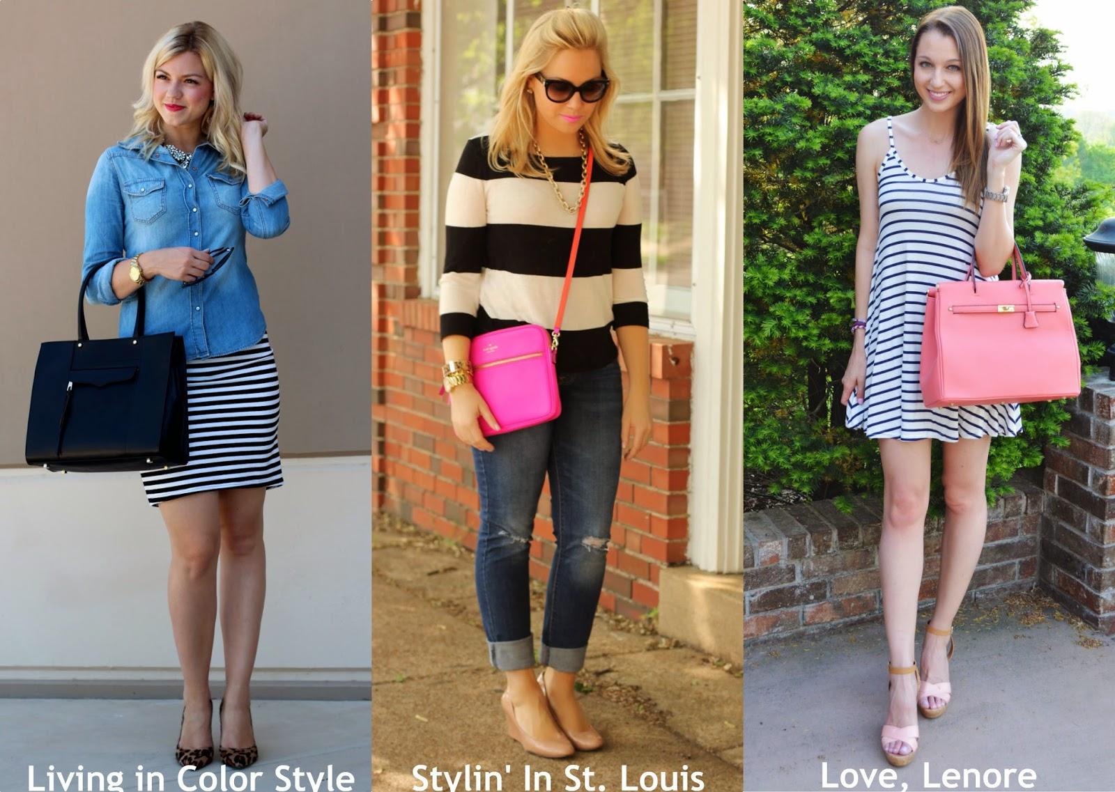 Spotlight Weekly Link-Up | Week 39: Stripes