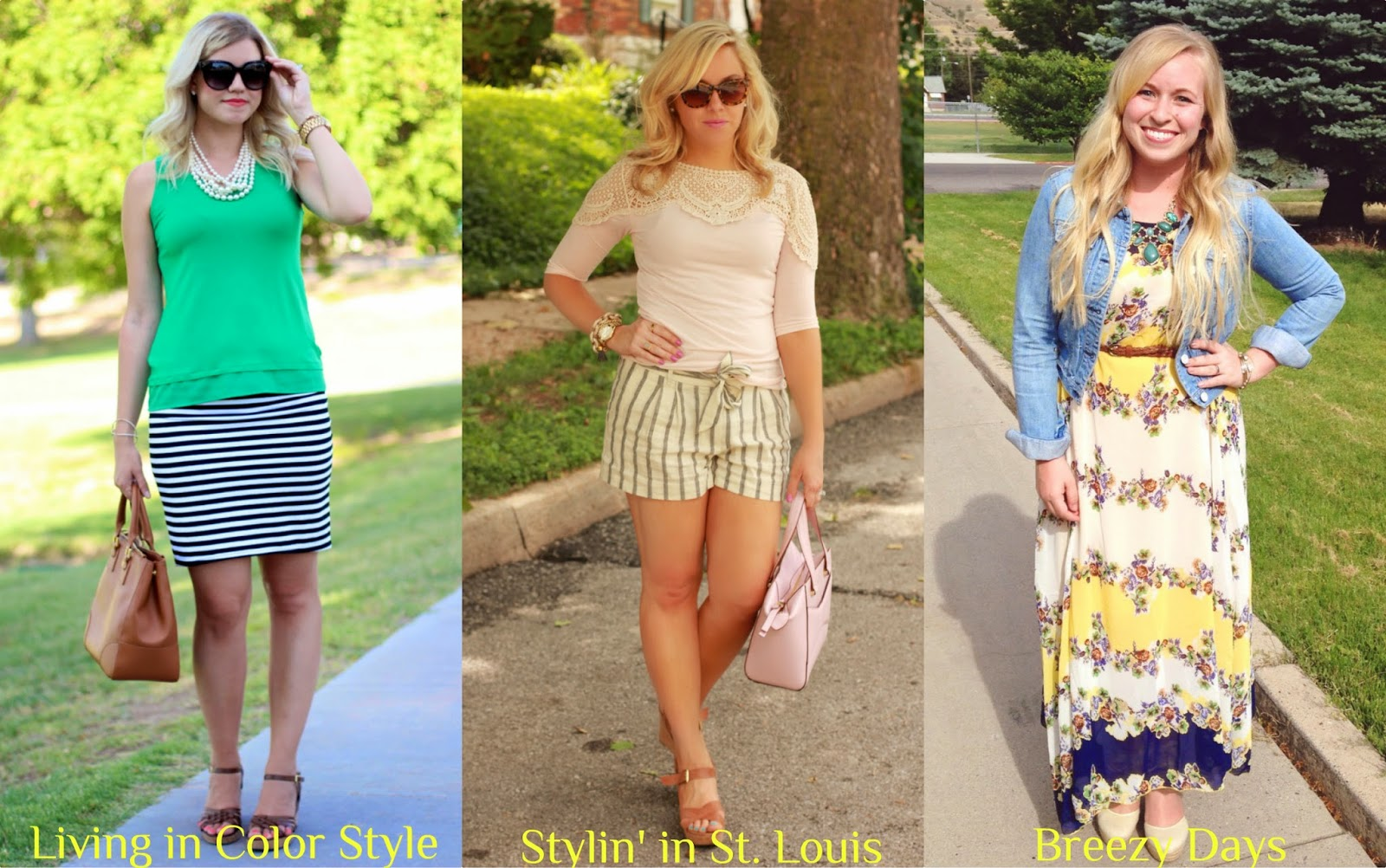 Spotlight Weekly Link-Up | Week 46: Summer Wedges