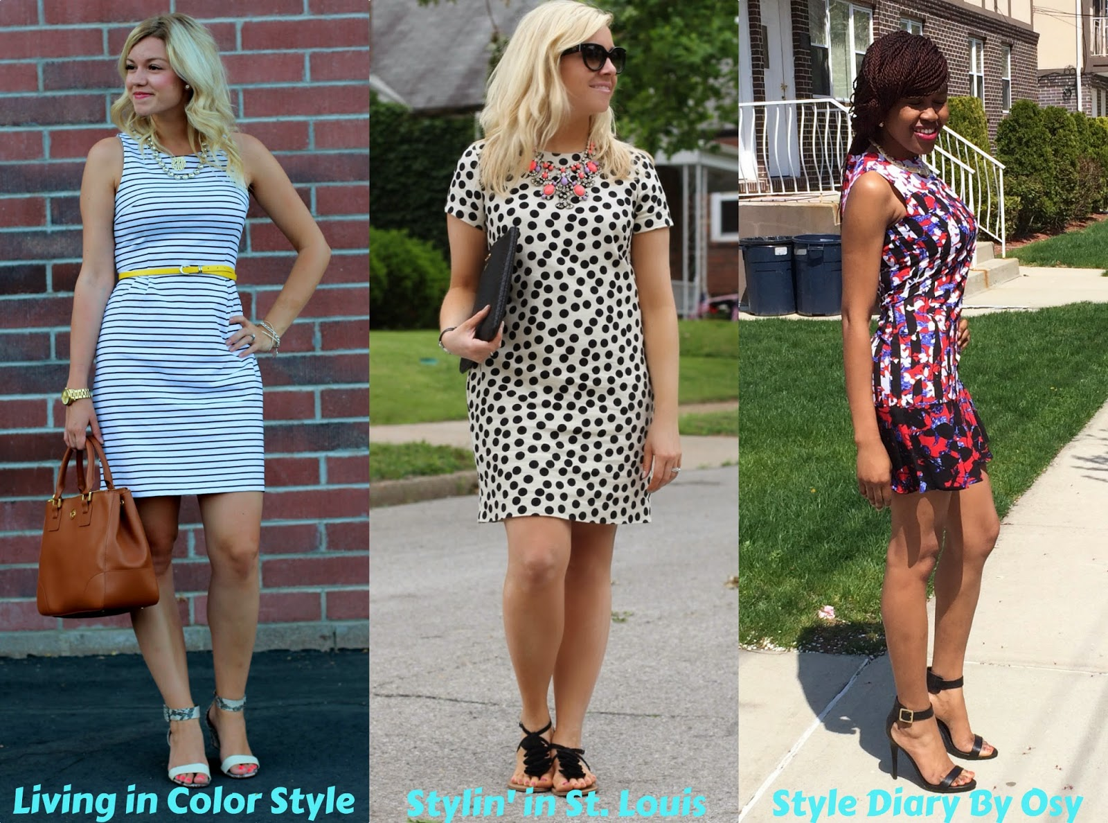 Spotlight Weekly Link-Up | Week 44: Summer Dresses