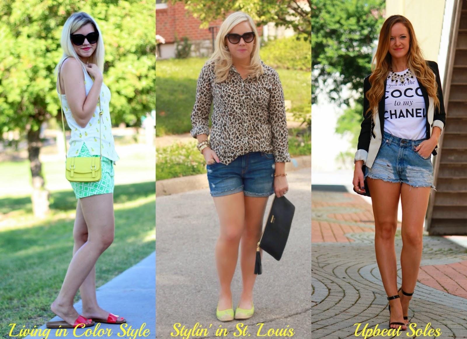 Spotlight Weekly Link-Up: Week 45   Summer Shorts