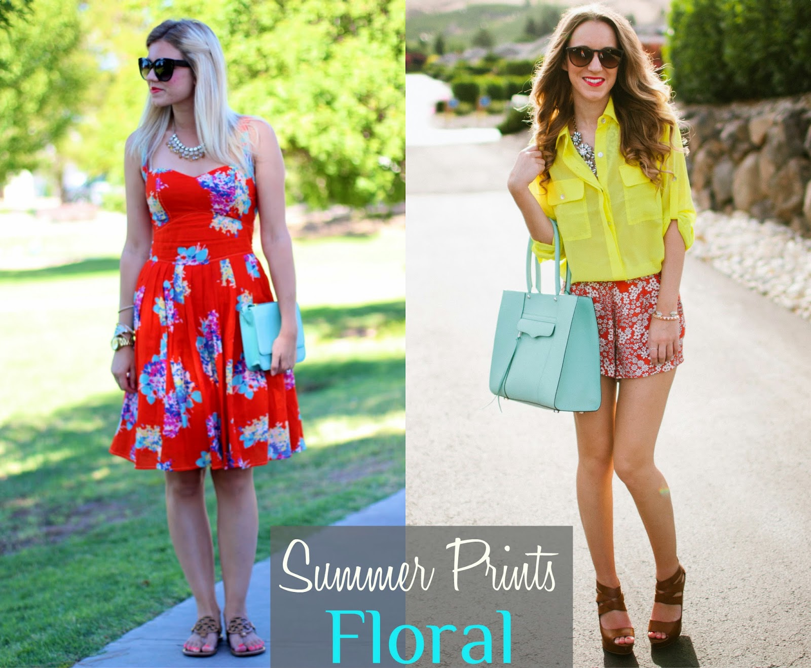 Summer Prints With Ash & Elle | Floral