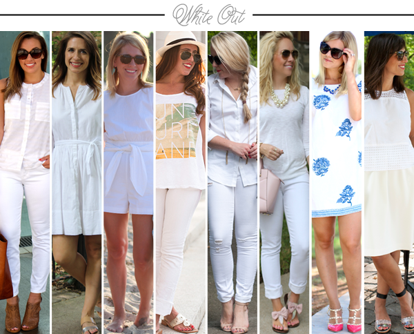 Bloggers Who Budget | White Out