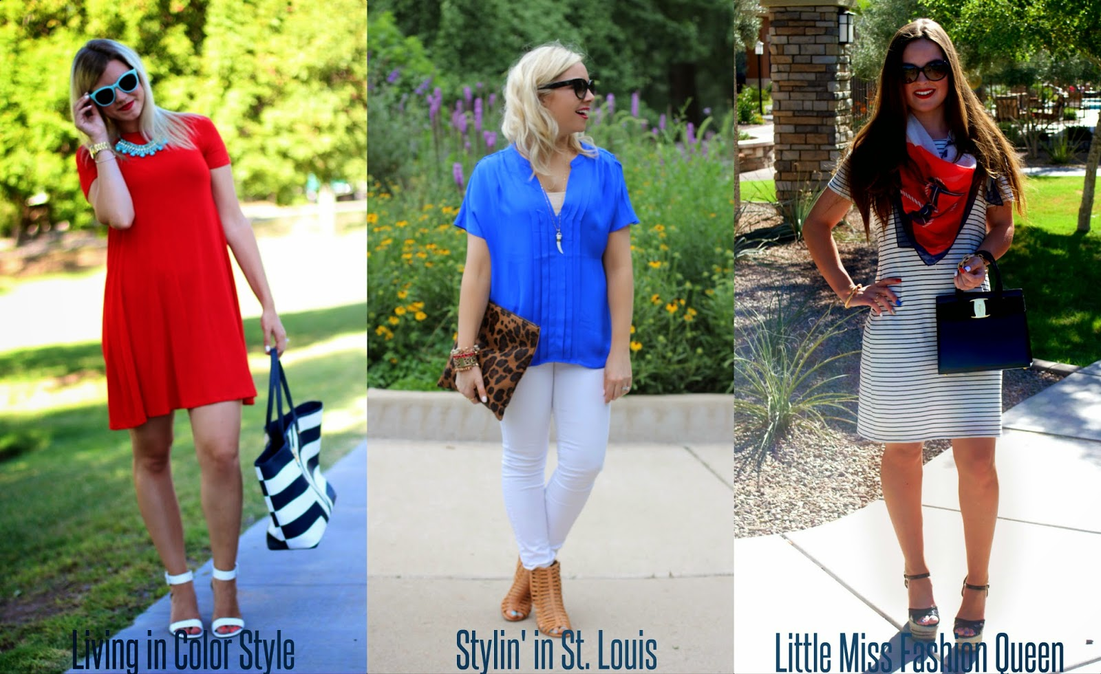 Spotlight Weekly Link-Up | Week 47: Red, White, Blue