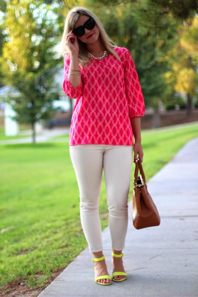 Pink Blush & Giveaway!