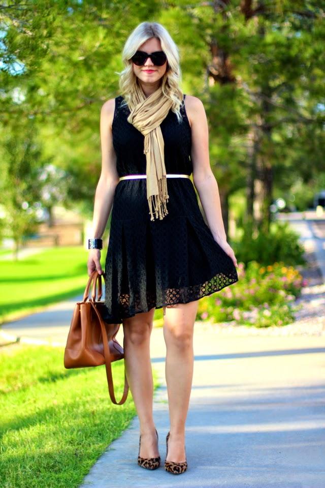 Mizzou Style Series | Asymmetrical Dress
