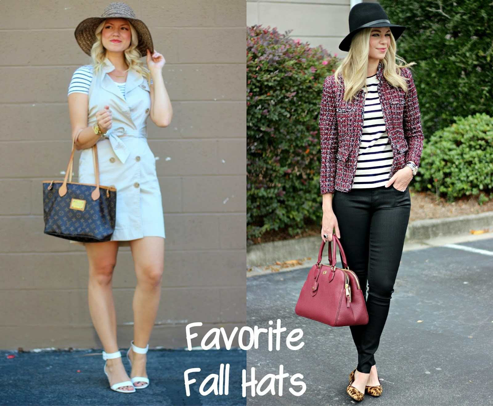 Favorite Fall Hats | Ft. Emily of Bows & Depos