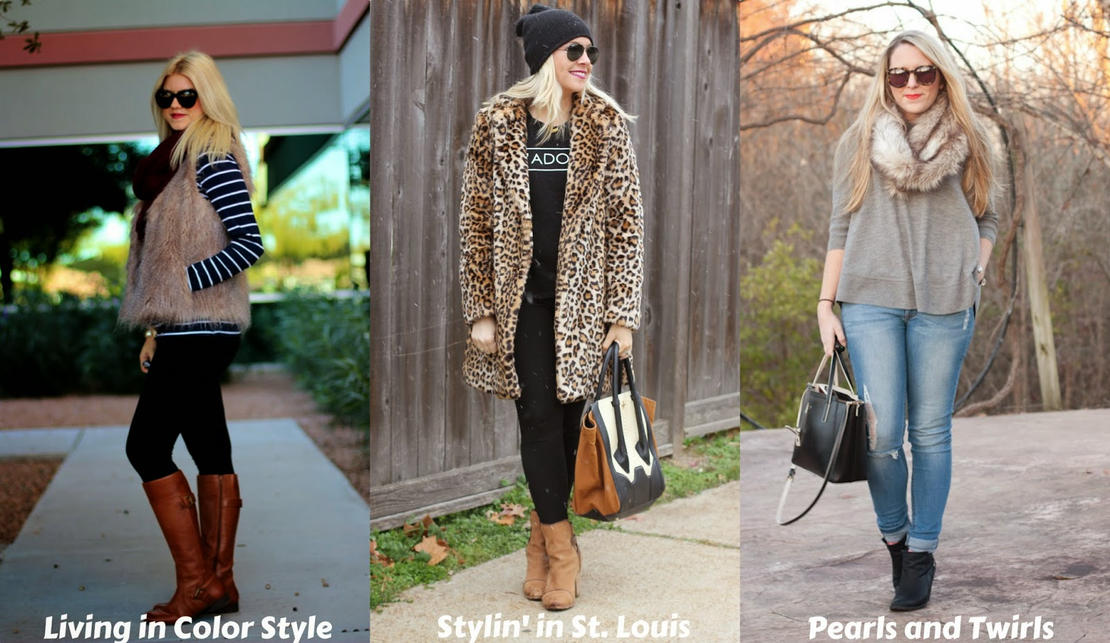Spotlight Weekly Link-Up | Week 67: Faux Fur
