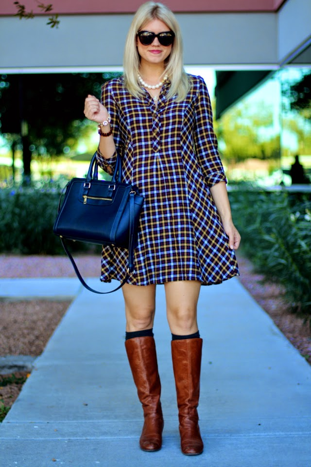 A Week of Plaid | Unconventional Colors