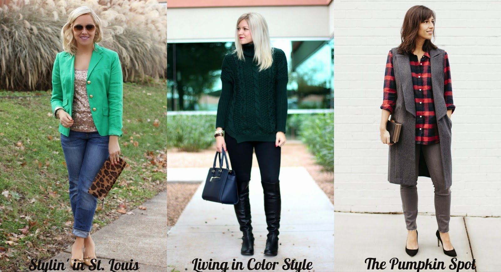 Spotlight Weekly Link-Up | Week 69: Red/Green