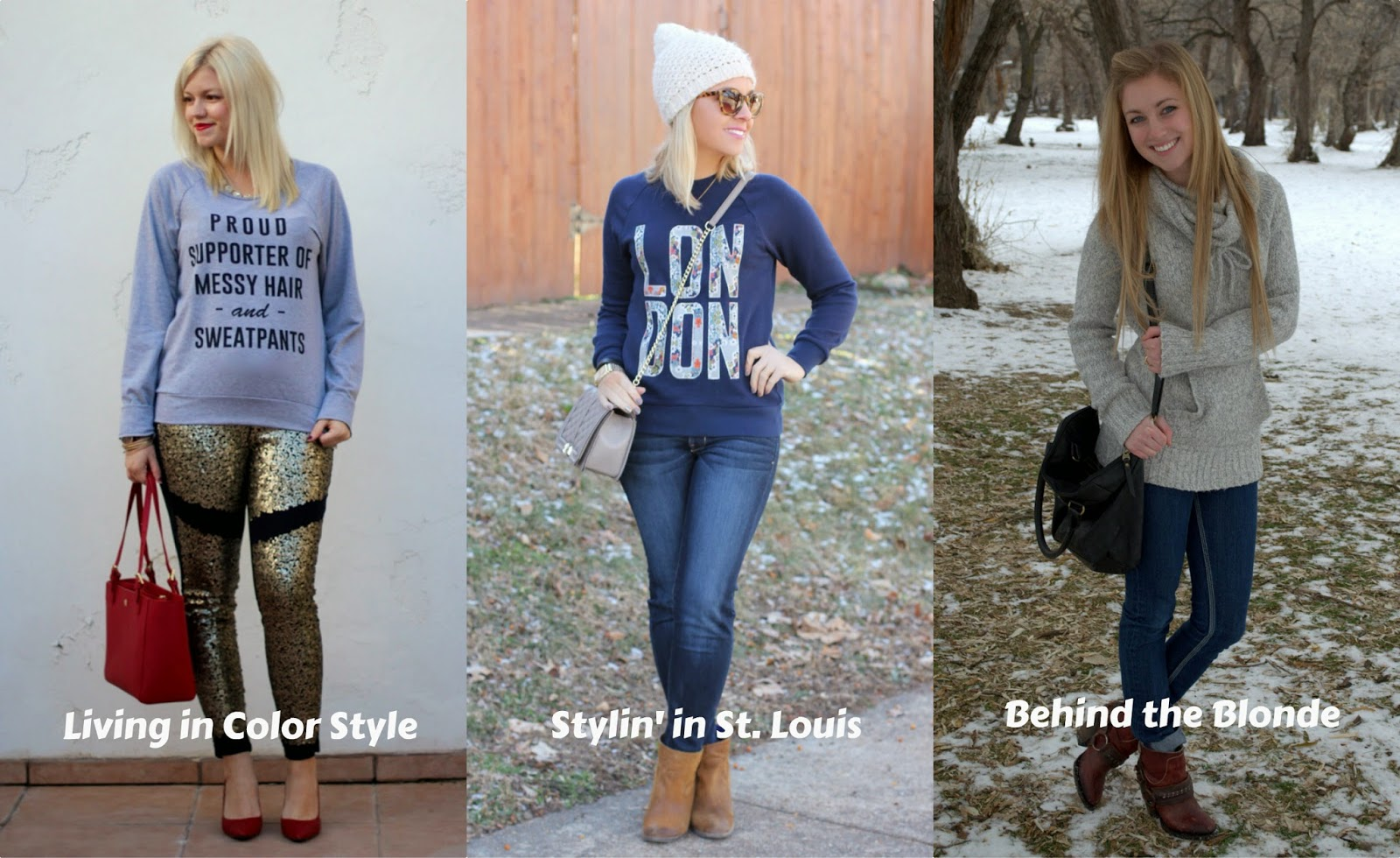 Spotlight Weekly Link-Up | Week 72: Favorite Sweatshirts