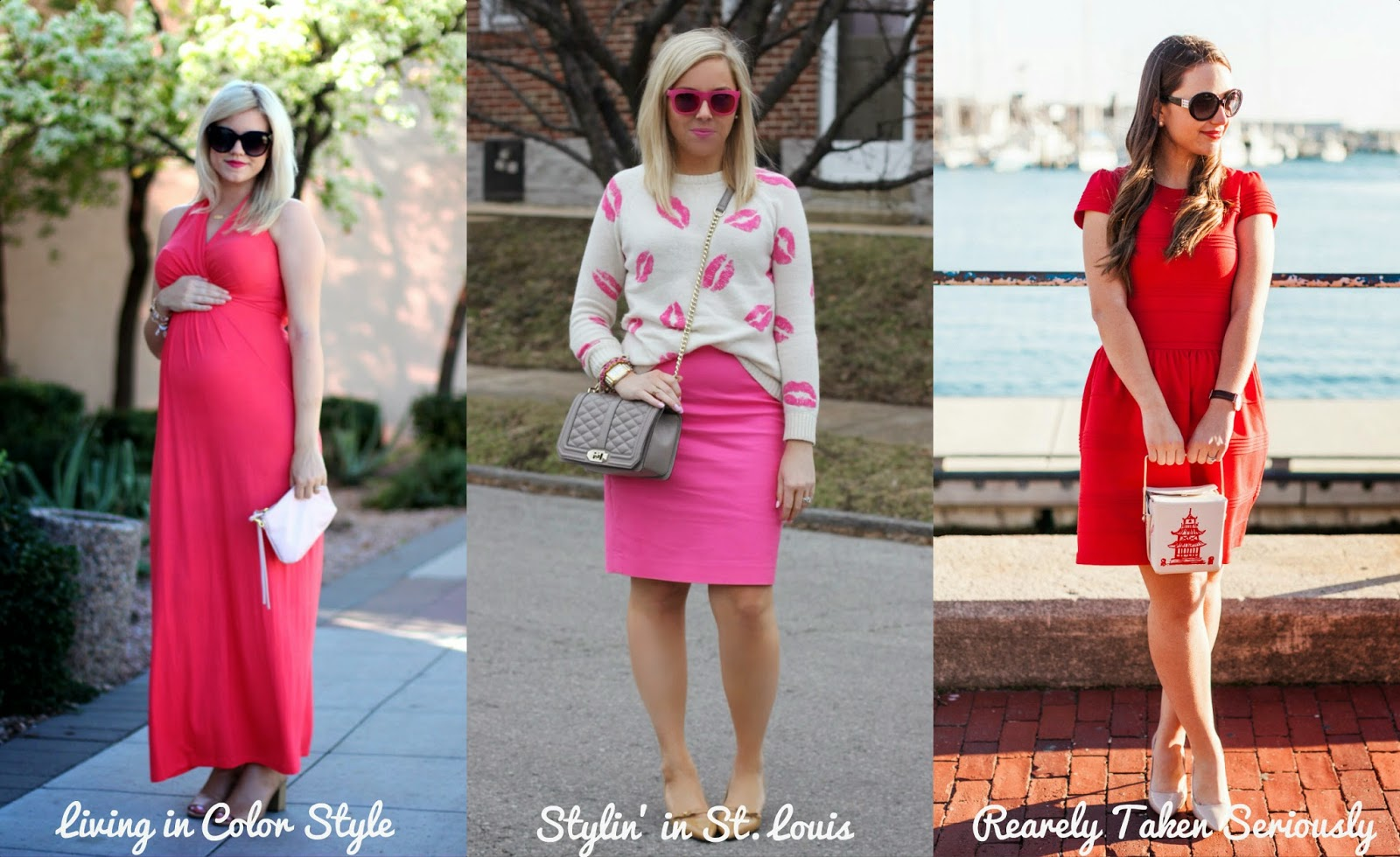 Spotlight Weekly Link-Up | Week 76: Red/White/Pink