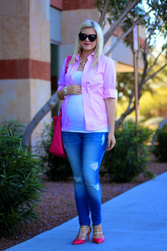 Valentine's Day Style Week: Pink & More Pink