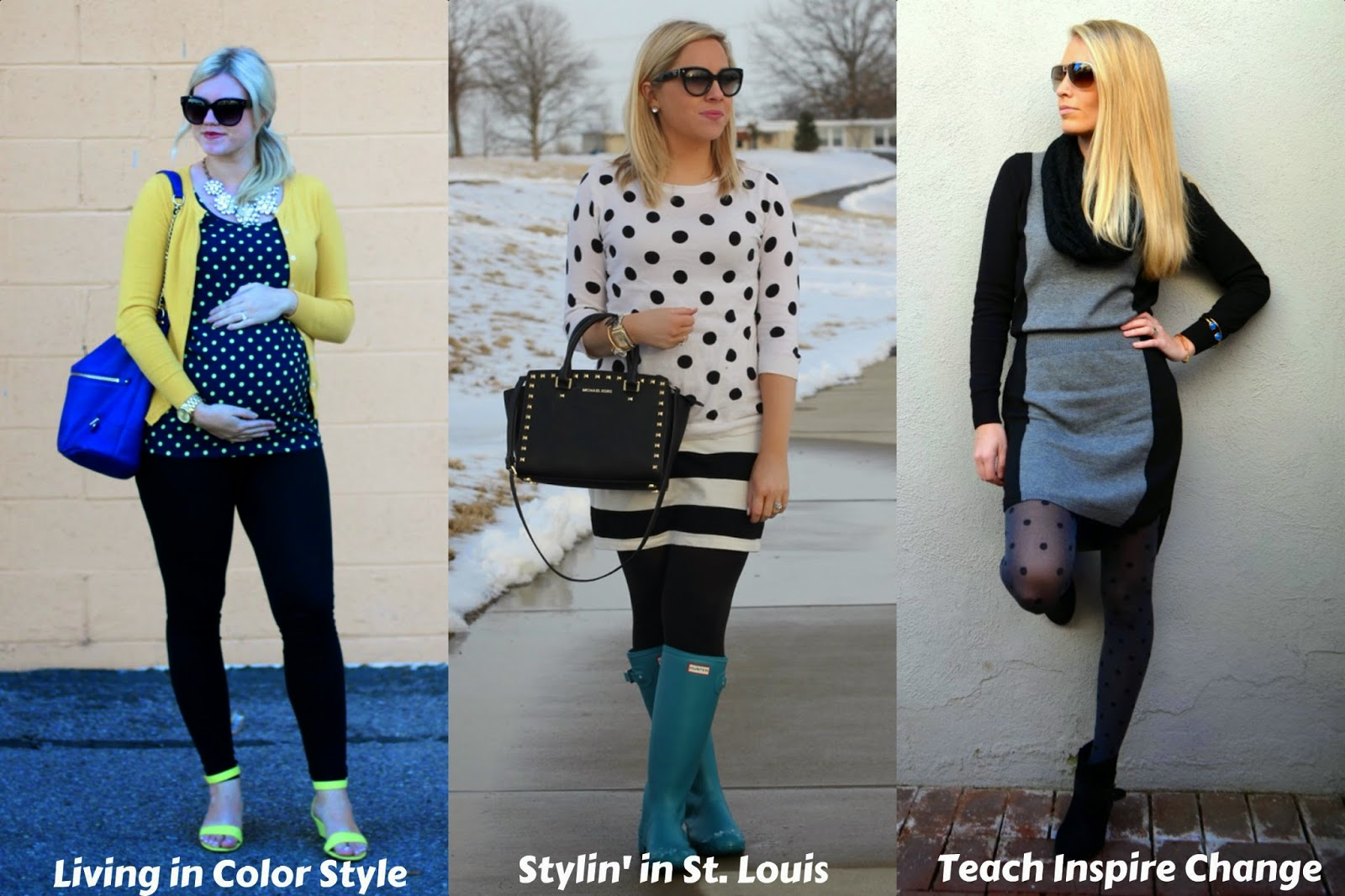 Spotlight Weekly Link-Up | Week 79: Polka Dots