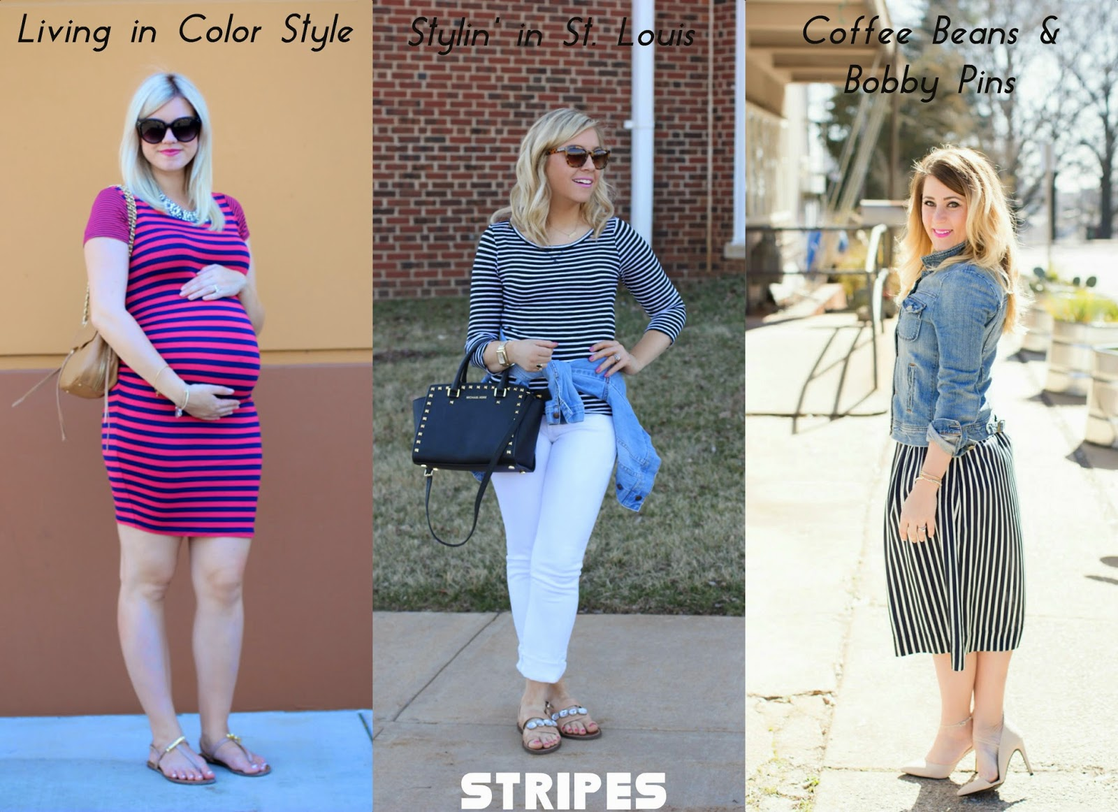 Spotlight Weekly Link-Up | Week 81: Stripes
