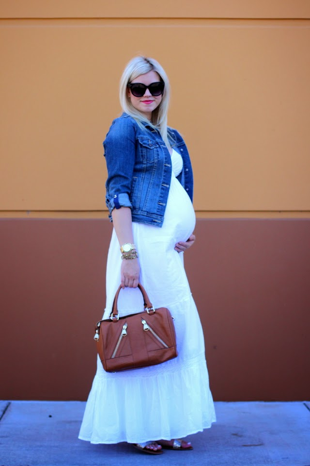 Pregnancy Collaboration | Spring Forward
