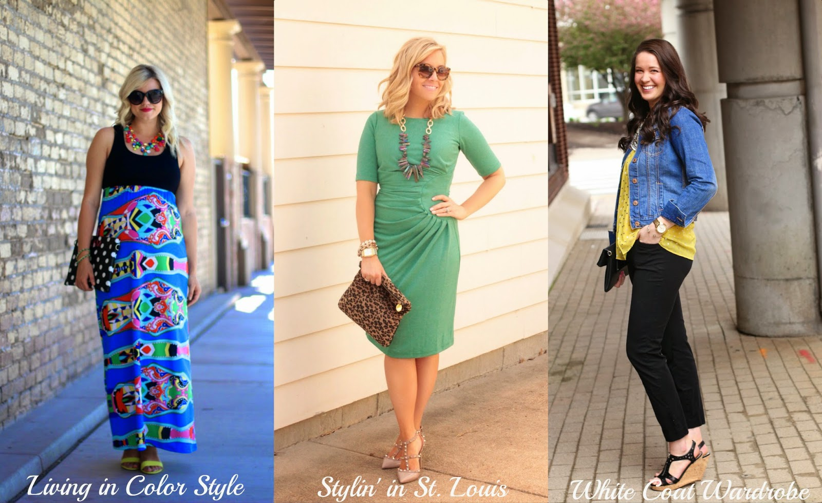 Spotlight Weekly Link-Up | Week 85: Statement Jewelry