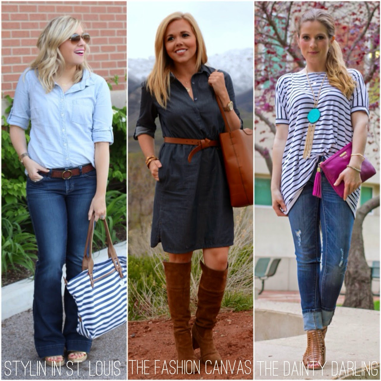 Spotlight Weekly Link-Up: Week 87 | Denim