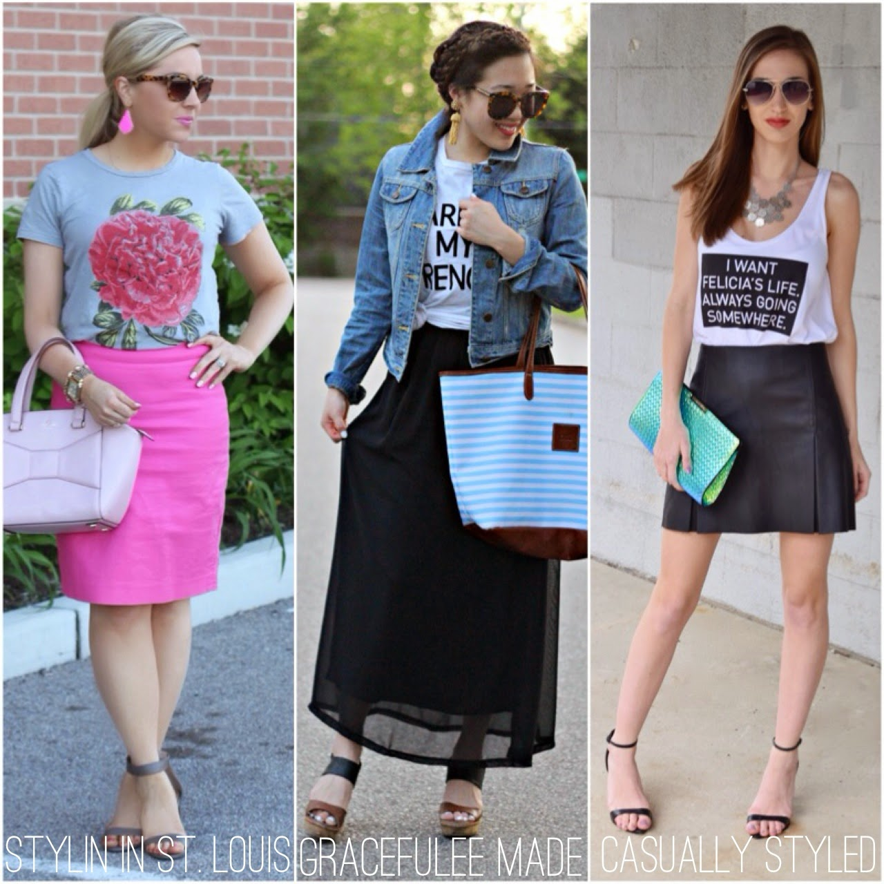 Spotlight Weekly Link-Up | Week 88: Graphic Tees
