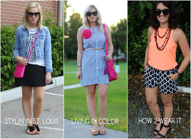 Spotlight Weekly Link-Up | Week 95: Pop of Color
